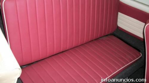 Fotos de tapicer a en cuero para autos restauraciones for Tapiceria para coches en zaragoza