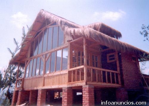 Casas prefabricadas madera cabanas en madera bogota for Casas prefabricadas financiadas