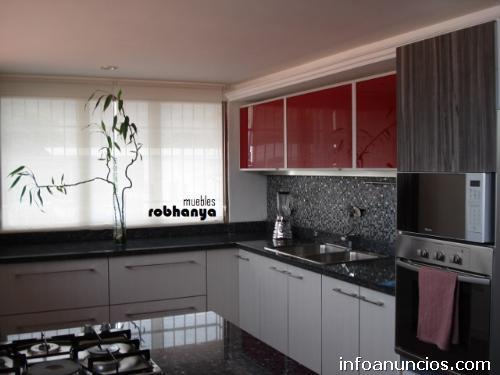 Empotrados de cocina en melamina imagui for Cocinas melamina modelos
