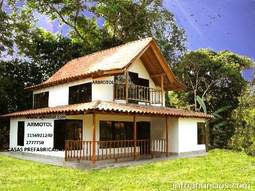 Fotos de casas y casas prefabricadas en ibague tolima - Casas y casas ...