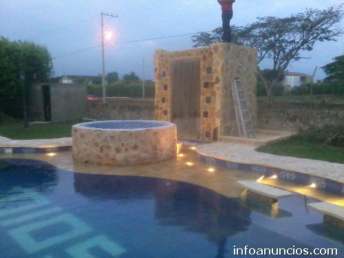 Fotos de amalgama dise o y construcci n de piscinas cali - Diseno y construccion de piscinas ...