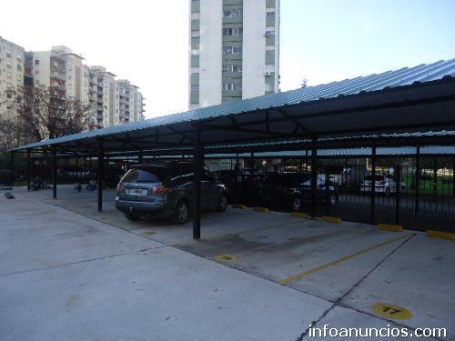 Techos para garaje cocheras policarbonato chapa for Techos de policarbonato para garage
