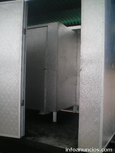 Cabinas De Baño Portatiles:Fotos de Alquiler De Cabinas De Sanitarios Portátiles Y Tráiler De