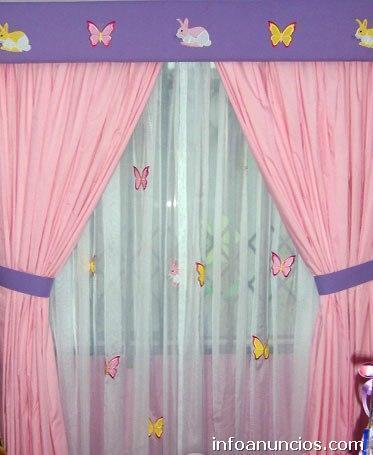 Fotos de venta e instalaci n de cortinas para sala - Cenefas para cortinas de sala ...