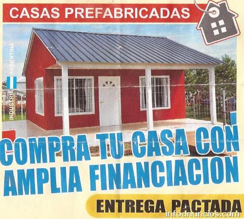 Viviendas Prefabricadas En Santa Rosa De Calamuchita