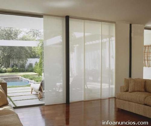 Fotos de cortinas modernas persianas mantenimiento en quito for Cortinas para dormitorio quito