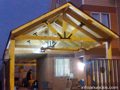 Cobertizos de madera pte alto la florida tel fono for Precios de cobertizos