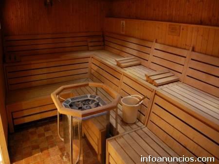 Fotos de saunas ba os de vapor turcos construcci n - Construccion de saunas ...