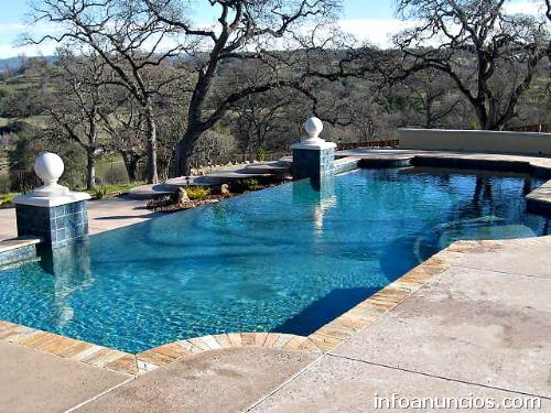 Fotos de construcci n de piscinas hidromasajes y saunas for Construccion de piscinas argentina