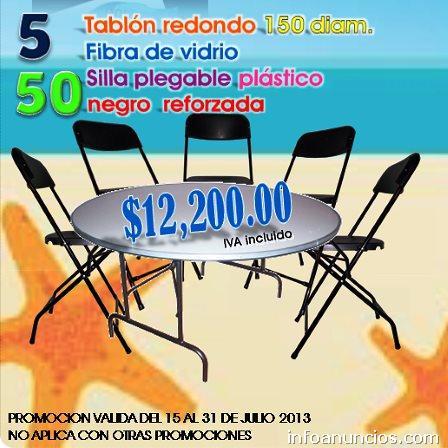 Venta de sillas mesas tablones y manteler a en chihuahua - Mesas y sillas de plastico ...