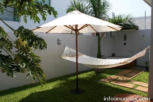 Fotos de venta de sombrillas para jard n en colima capital - Parasol de jardin ...