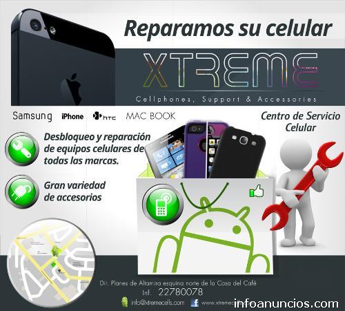 5340ba4df99 Taller de Celulares Xtreme en Managua Capital: teléfono