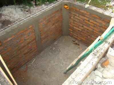 Fotos de construcci n de piscinas y tanques subterr neos o for Construccion de piscinas de concreto