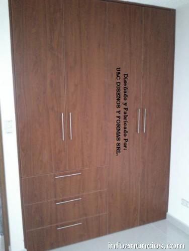 Fotos de Diseño, Fabricación Y Venta De Closets, Roperos, Cómodas ...