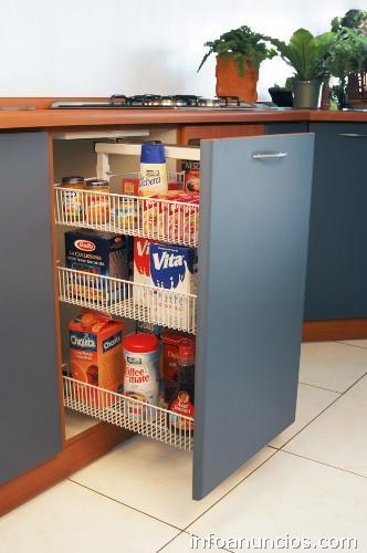 Accesorios Para Muebles De Cocina Y Closets en Quito: página web