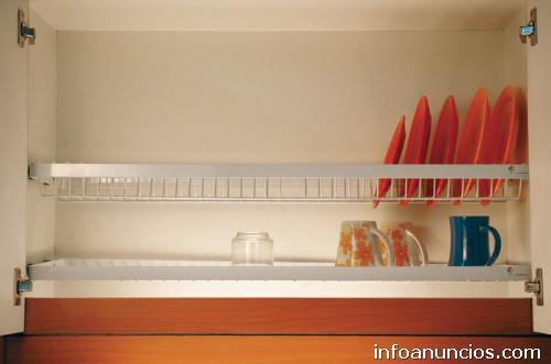 Fotos de accesorios para muebles de cocina y closets en quito for Herrajes y accesorios para muebles