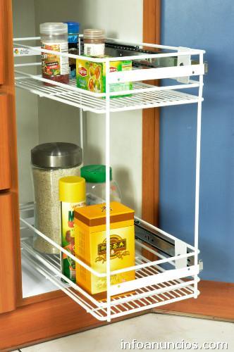 Fotos de accesorios para muebles de cocina y closets en quito for Muebles de cocina quito olx