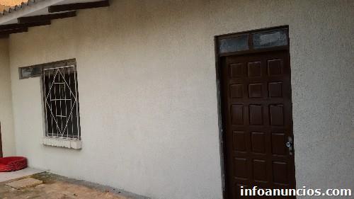 2 cuartos alquiler semi independiente en Santa Cruz: teléfono