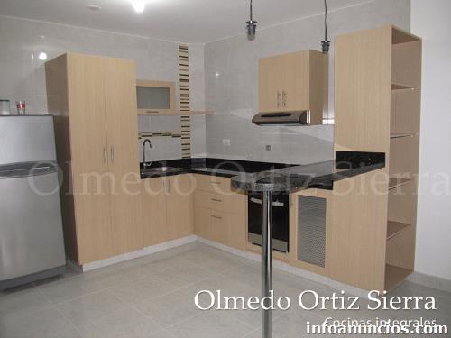 Cocinas integrales modernas closets puertas y muebles para el hogar en cali - Puertas de cocinas modernas ...