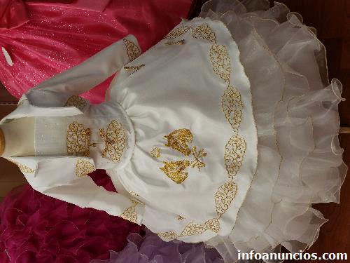 vestido charro para bautizo y traje charro nino en apopka