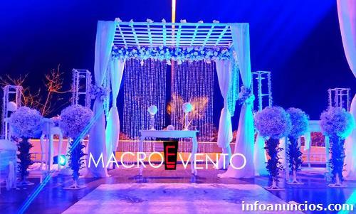 decoración para bodas en guayaquil