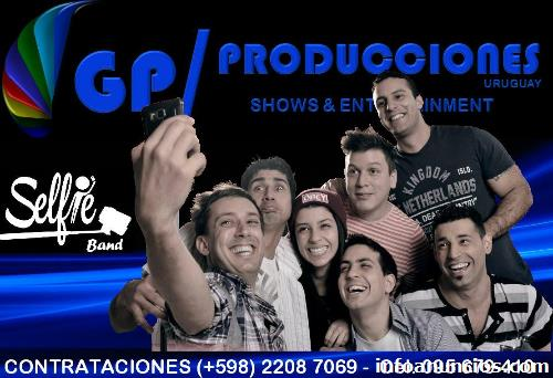 Selfie Band Uruguay Contrataciones, Selfie Band Uruguay