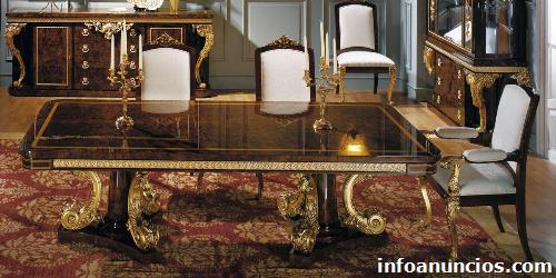 Muebles y l mparas de artesan a en new york city p gina web for Muebles artesania